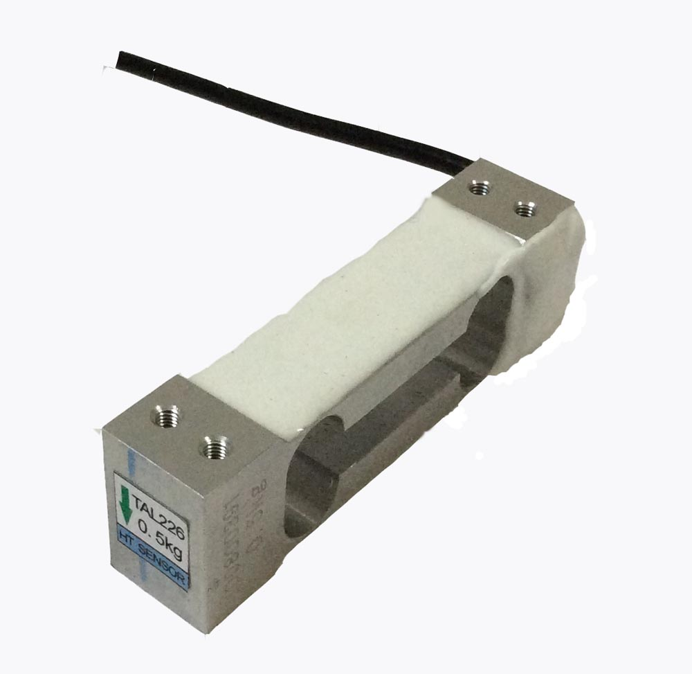 Miniature parallel beam load cell
